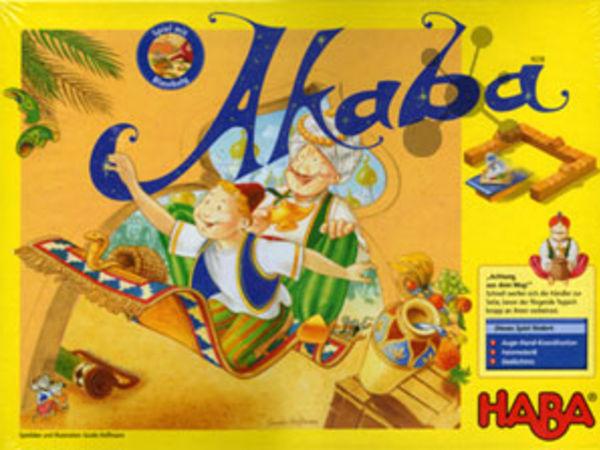 Bild zu Alle Brettspiele-Spiel Akaba
