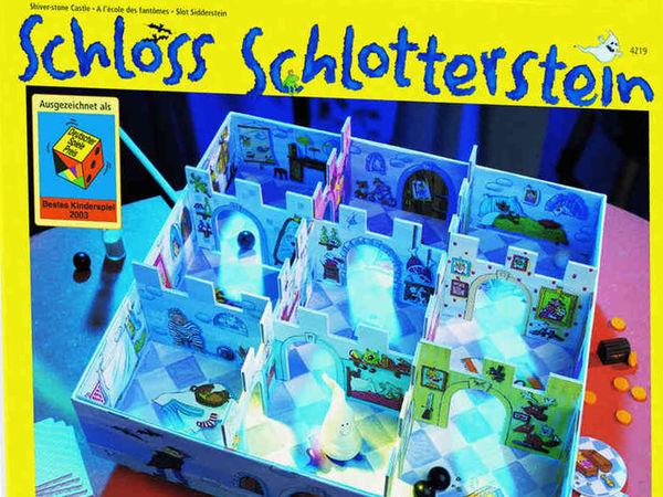 Bild zu Alle Brettspiele-Spiel Schloss Schlotterstein
