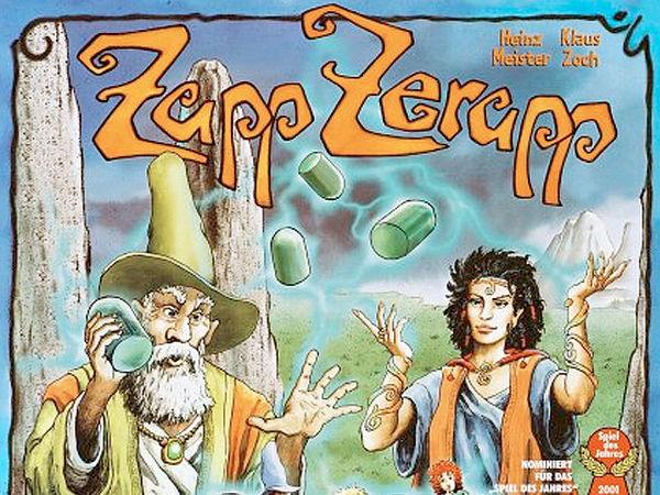 Bild zu Alle Brettspiele-Spiel Zapp Zerapp