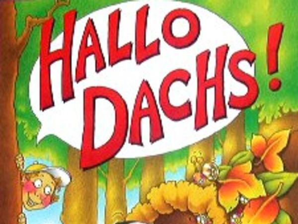 Bild zu Alle Brettspiele-Spiel Hallo Dachs!