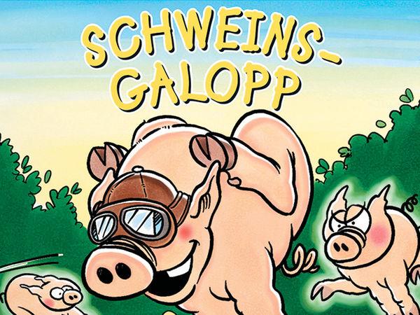 Bild zu Alle Brettspiele-Spiel Schweinsgalopp