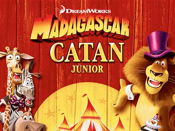 Bild zu Alle Brettspiele-Spiel Madagascar Catan Junior