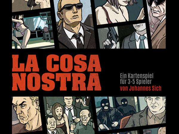 Bild zu Alle Brettspiele-Spiel La Cosa Nostra