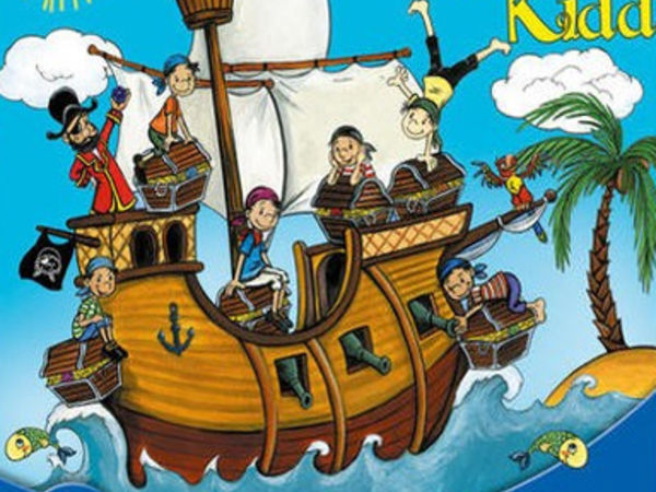 Bild zu Alle Brettspiele-Spiel Captain Kidd