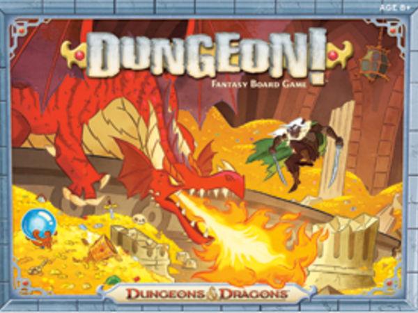 Bild zu Alle Brettspiele-Spiel Dungeon!