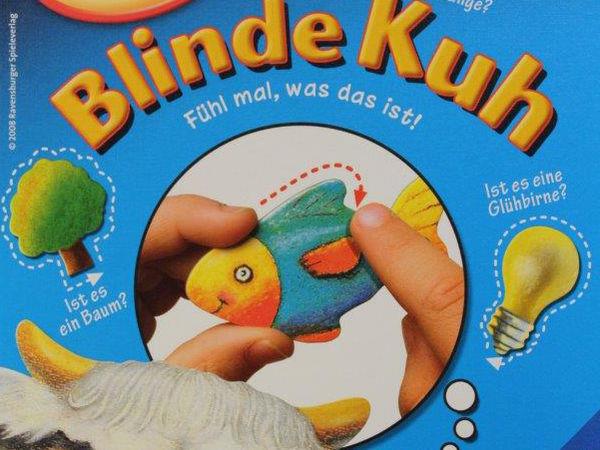 Bild zu Alle Brettspiele-Spiel Blinde Kuh