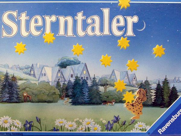 Bild zu Alle Brettspiele-Spiel Sterntaler