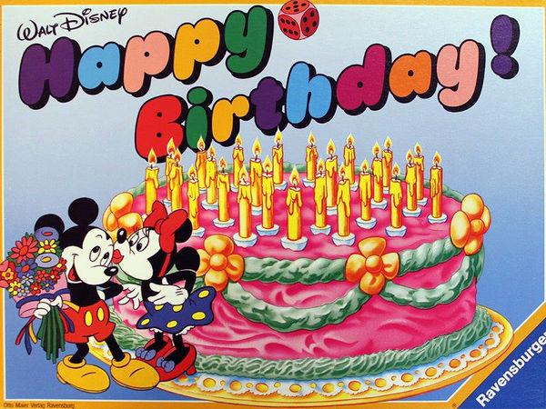 Bild zu Alle Brettspiele-Spiel Happy Birthday!