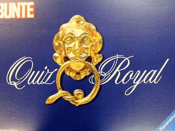 Bild zu Alle Brettspiele-Spiel Quiz Royal