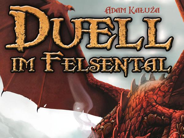 Bild zu Alle Brettspiele-Spiel Duell im Felsental