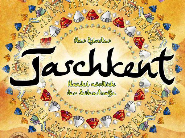 Bild zu Alle Brettspiele-Spiel Taschkent