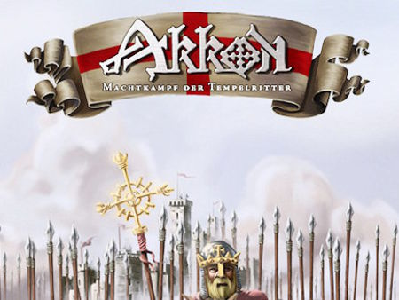 Akkon - Machtkampf der Tempelritter