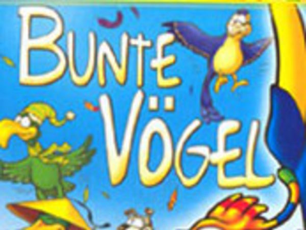 Bild zu Alle Brettspiele-Spiel Bunte Vögel