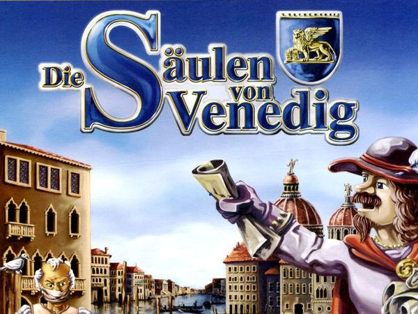 Bild zu Alle Brettspiele-Spiel Die Säulen von Venedig