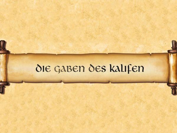 Bild zu Alle Brettspiele-Spiel Asara: Die Gaben des Kalifen