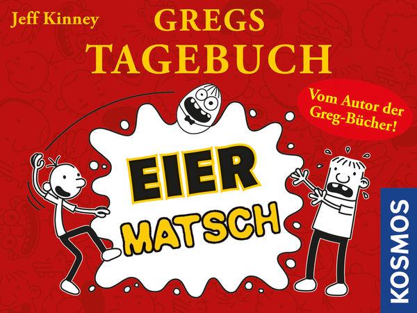 Bild zu Alle Brettspiele-Spiel Gregs Tagebuch: Eiermatsch