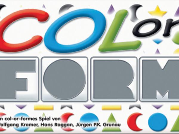 Bild zu Alle Brettspiele-Spiel COL-OR-FORM