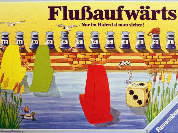 Bild zu Alle Brettspiele-Spiel Flußaufwärts