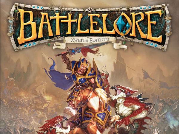 Bild zu Alle Brettspiele-Spiel Battlelore: 2. Edition