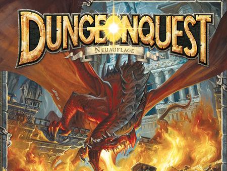 Dungeonquest - Neuauflage