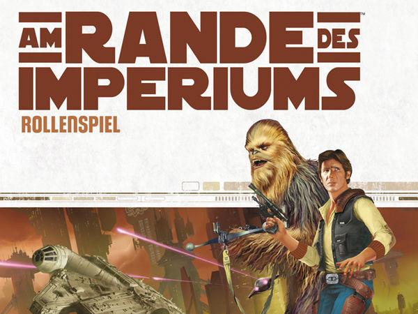 Bild zu Alle Brettspiele-Spiel Star Wars: Am Rande des Imperiums (Grundregelwerk)