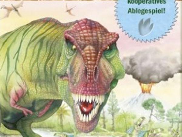 Bild zu Alle Brettspiele-Spiel Flucht vor dem T-Rex