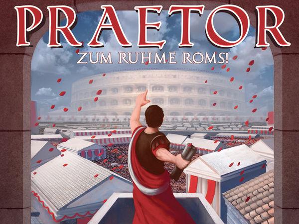 Bild zu Alle Brettspiele-Spiel Praetor