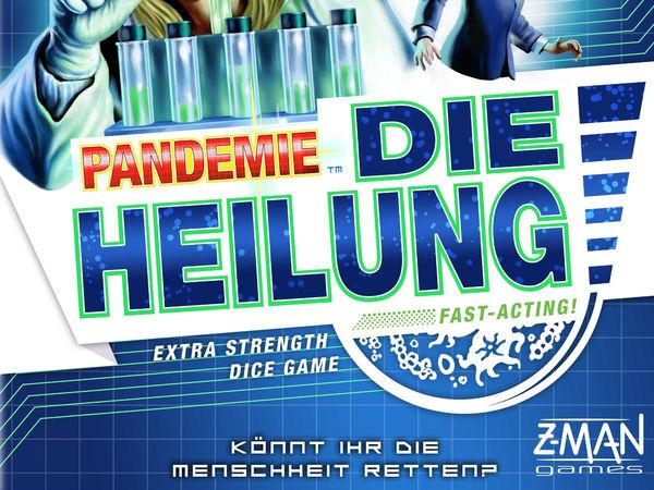 Bild zu Alle Brettspiele-Spiel Pandemie: Die Heilung