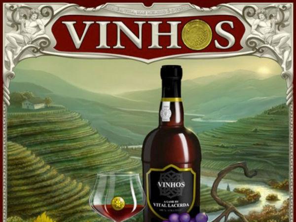 Bild zu Alle Brettspiele-Spiel Vinhos