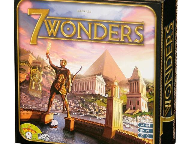 7 Wonders Bild 1