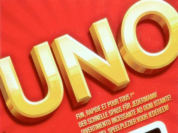 Bild zu Alle Brettspiele-Spiel Uno