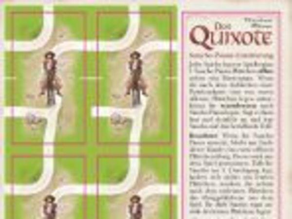 Bild zu Alle Brettspiele-Spiel Don Quixote: Sancho-Pansa