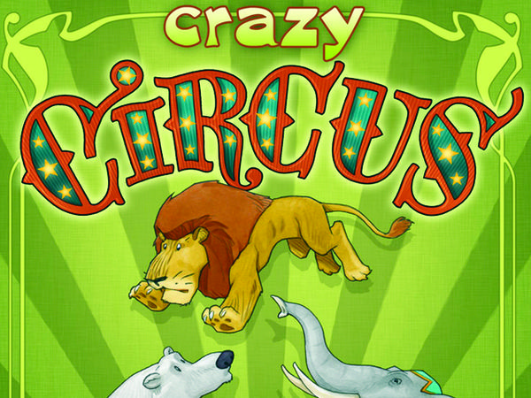 Bild zu Alle Brettspiele-Spiel Crazy Circus