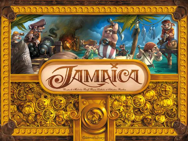 Bild zu Alle Brettspiele-Spiel Jamaica