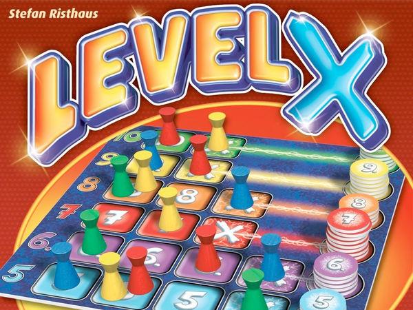 Bild zu Alle Brettspiele-Spiel Level X