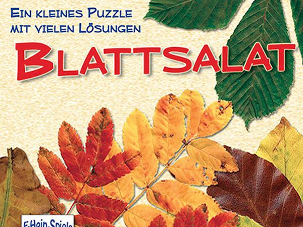 Bild zu Alle Brettspiele-Spiel Blattsalat