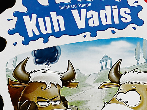 Bild zu Alle Brettspiele-Spiel Kuh Vadis