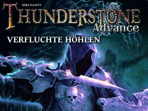 Bild zu Alle Brettspiele-Spiel Thunderstone Advance - Verfluchte Höhlen