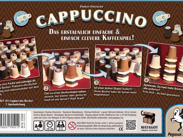 Cappuccino Bild 1