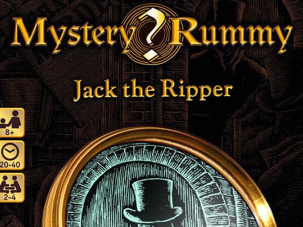 Bild zu Alle Brettspiele-Spiel Mystery Rummy: Fall 1 - Jack the Ripper