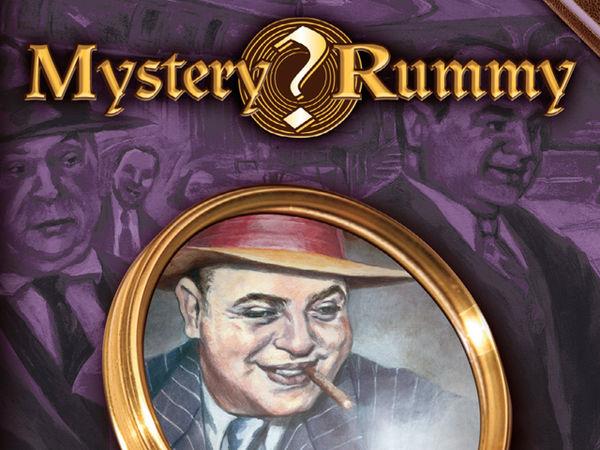 Bild zu Alle Brettspiele-Spiel Mystery Rummy: Fall 4 - Al Capone