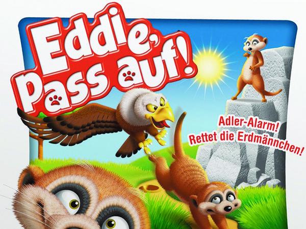 Bild zu Alle Brettspiele-Spiel Eddie, pass auf!