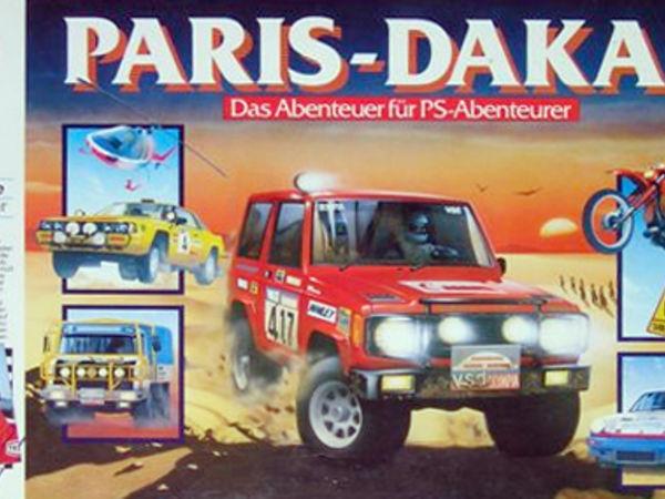 Bild zu Alle Brettspiele-Spiel Paris-Dakar