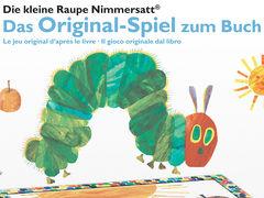 Die kleine Raupe Nimmersatt: Das Spiel zum Buch