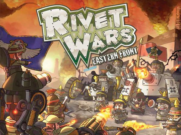Bild zu Alle Brettspiele-Spiel Rivet Wars: Eastern Front