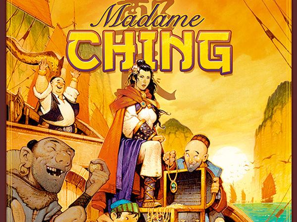 Bild zu Alle Brettspiele-Spiel Madame Ching