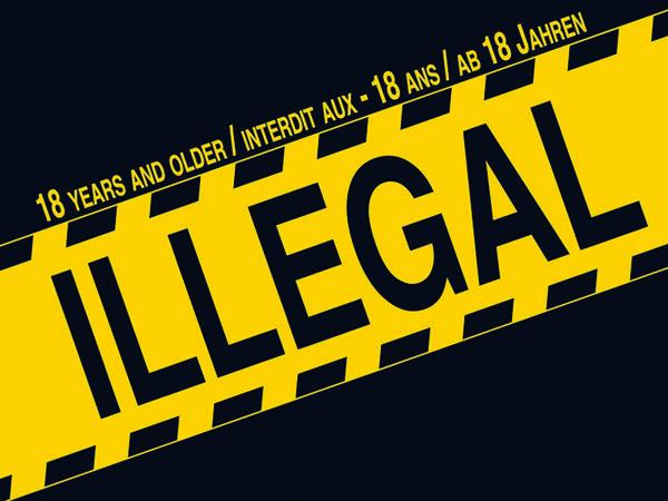 Bild zu Alle Brettspiele-Spiel Illegal