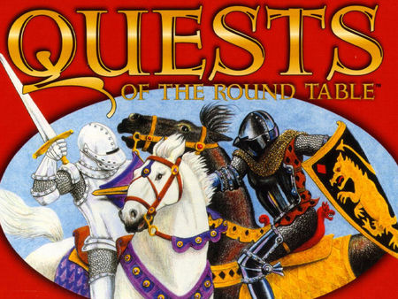 Quests of the Round Table