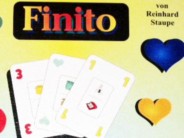 Bild zu Alle Brettspiele-Spiel Finito