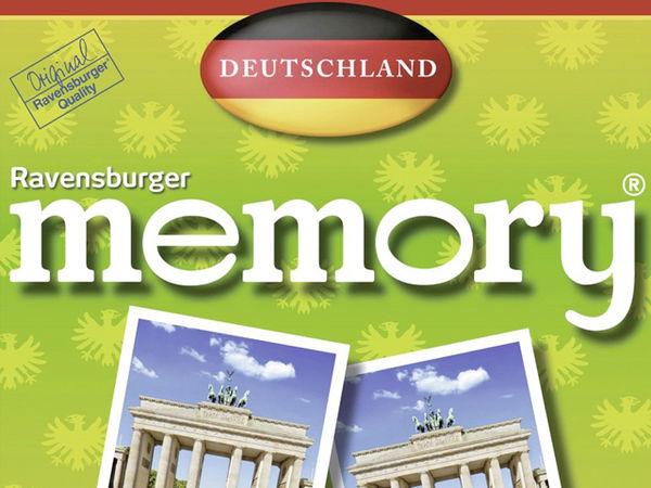 Bild zu Alle Brettspiele-Spiel Deutschland Memory